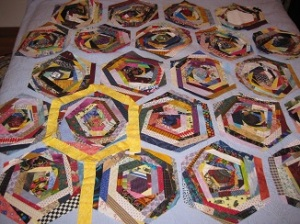 Scrappy Hexies