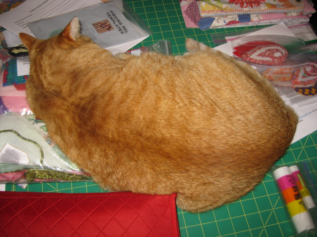 Punkin the paper weight