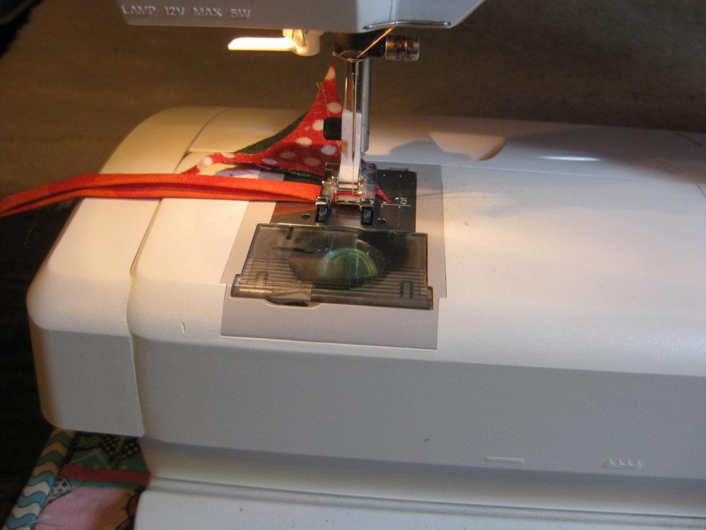 Sewing Tie